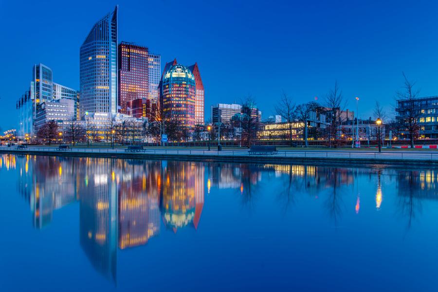 Nieuwe locatie: Den Haag