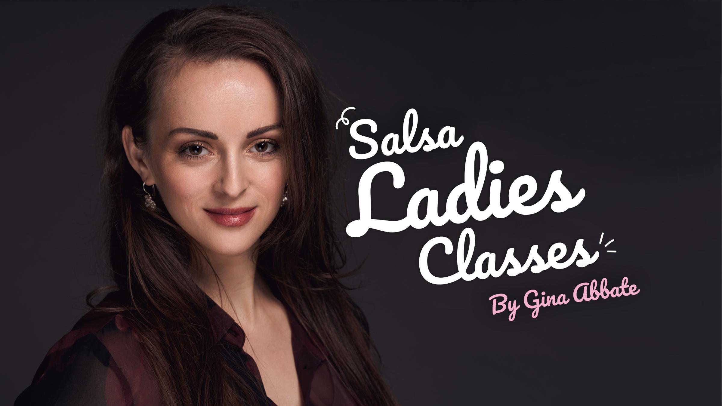 Salsa Ladies Classes door Gina Abbate