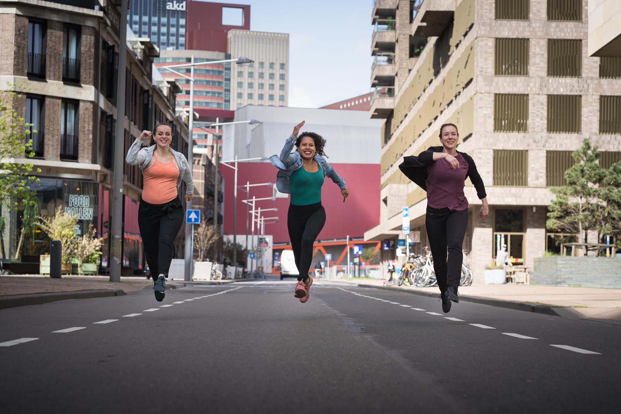 Salsa Ladies Project door Gina, Lisa & Desiree